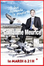 Guillaume Meurice au Café de la Gare