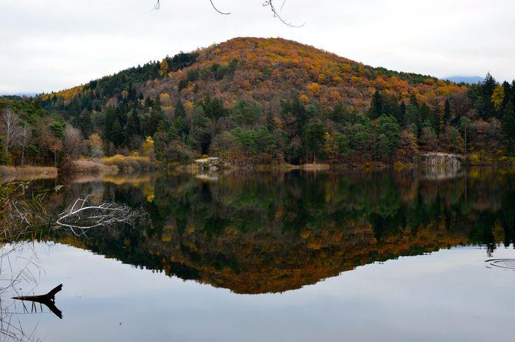 Montiggler Lake - South Tyrol