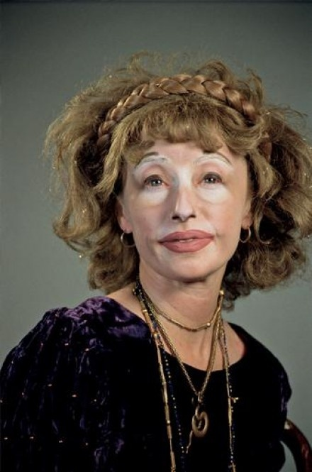 The Many Faces of Cindy Sherman