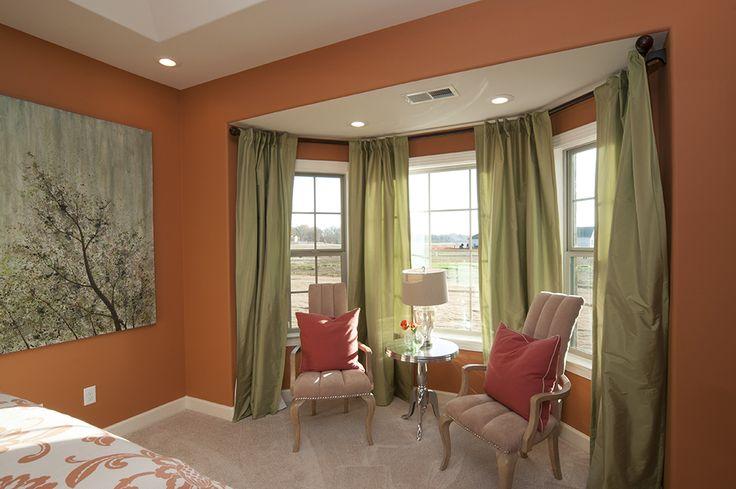 Regency Homebuilders Large Master Bedroom Neutral Pops Of Color Recessed Lighting Carpet