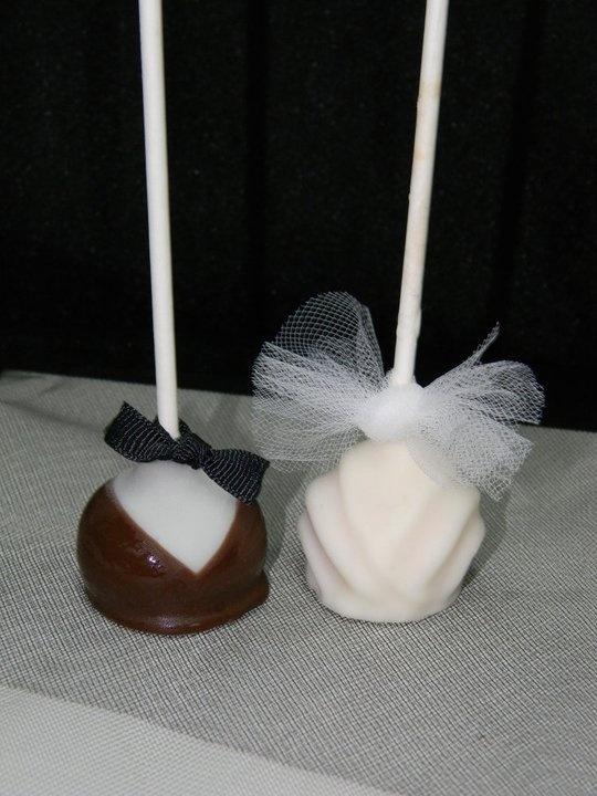 Wedding Cakepops Source not good link