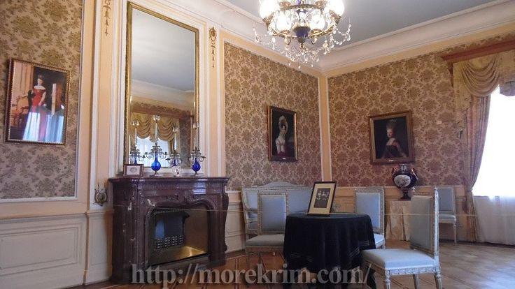 Массандровский дворец фото 12