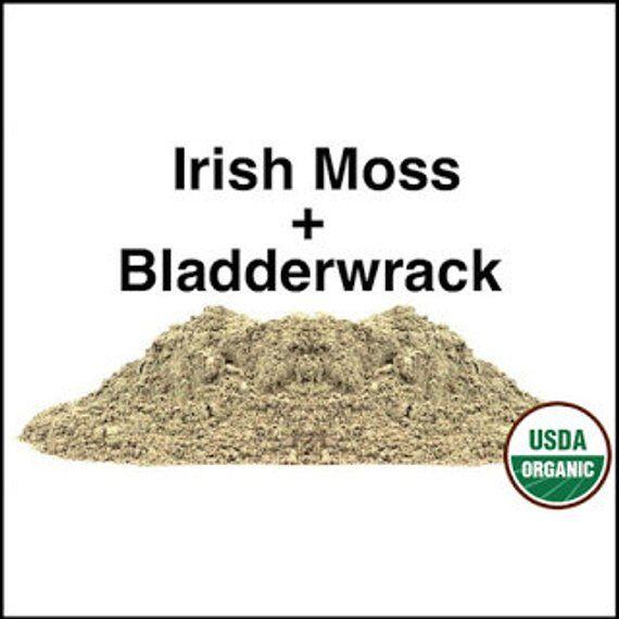 Dr Sebi Sea Moss And Bladderwrack Powder Sea Moss Irish Moss Moss