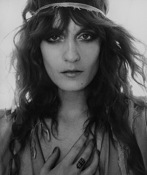 Florence + the look
