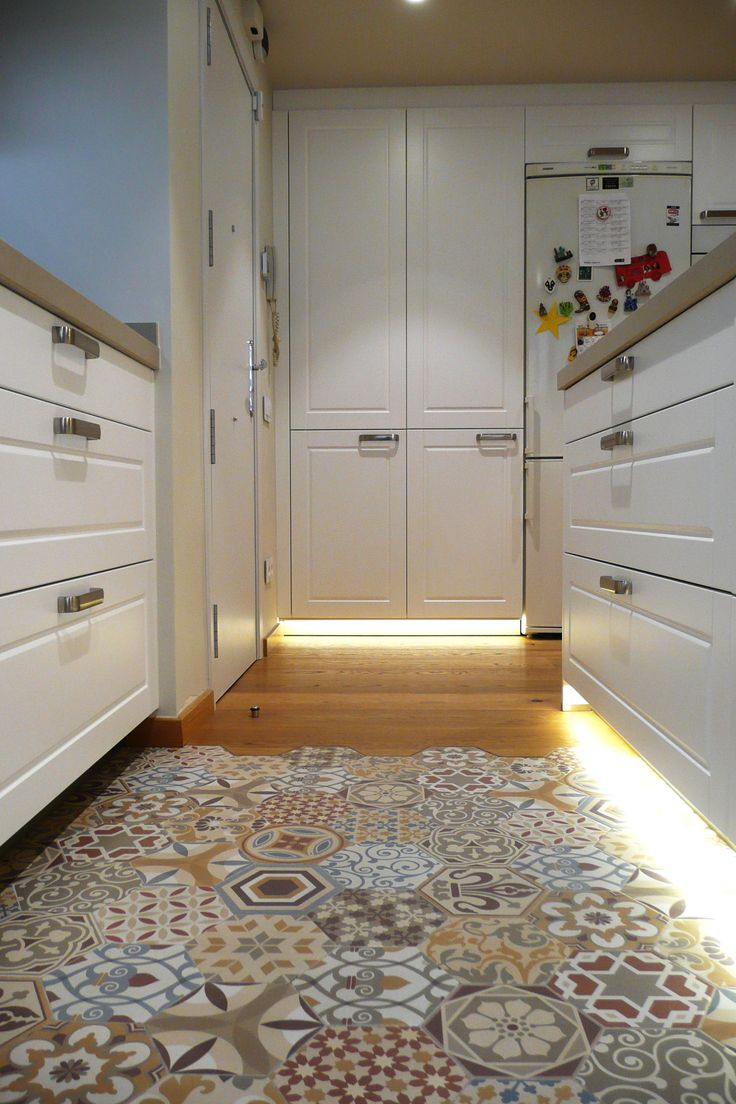 84 best cocinas blancas images on pinterest - Cocinas blancas ...