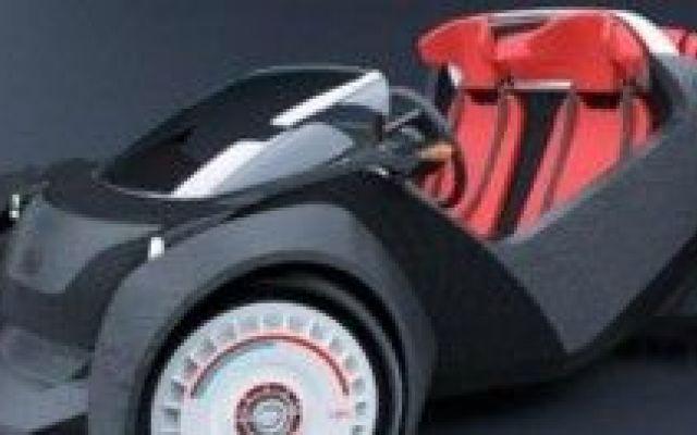La prima auto realizzata con stampante 3D, si chiama Strati #strati #stampante3d