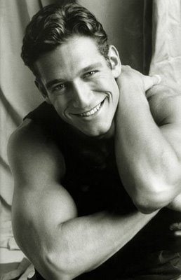 """Actor Robert Gant of """"Queer as Folk""""- He may be gay, but he is one of the hottest men on the planet!  And he was on an awesome show!  I miss QAF!"""