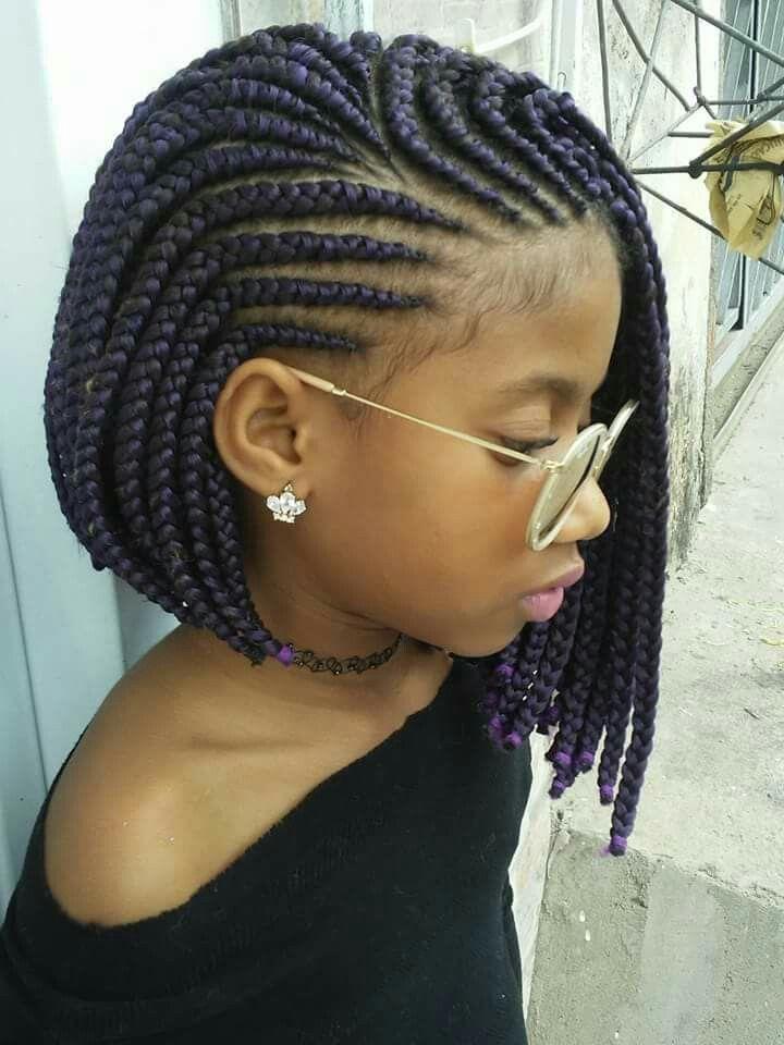 kids box braids ideas