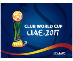 Real Madrid Final Clup Word Cup Soldout Tickets for Sale in Abu Dhabi
