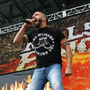 Vocalist JESSE LEACH Returning To Roots With New Hardcore Project