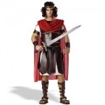 Hercules Adult Roman Warrior Halloween Costume