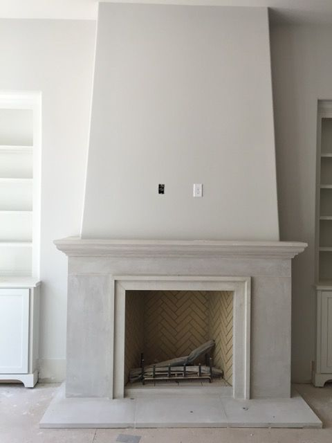 Mantel design