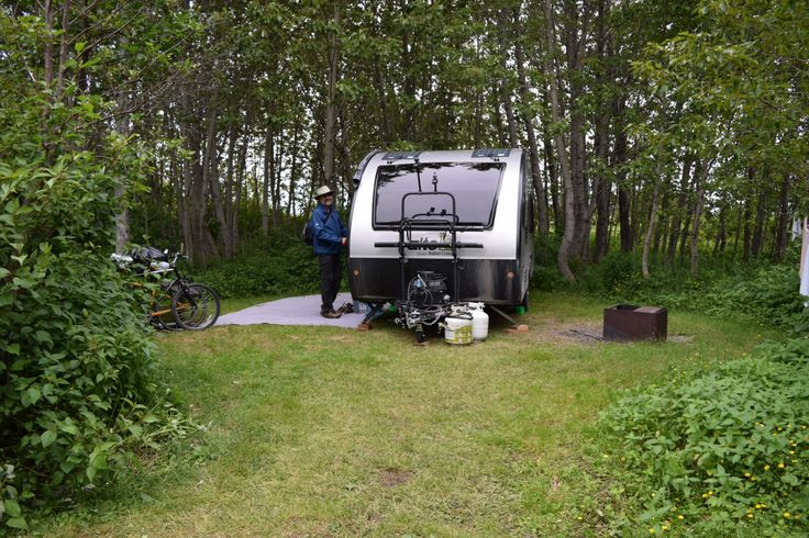 Parc National Forillon, Camping-des-Rosiers #28