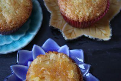 pineapple muffins via Adventures in Dinner: Fun Food, Love Cakes, Food Ideas, Favorite Muffins, Cookies Cakes, Pineapple Upside, Breakfast Food, Pineapple Muffins, Favorite Recipe