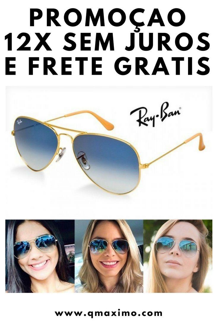 oculos ray ban azul, oculos de sol ray ban feminino azul, oculos ray ban,  oculos ray ban promoção, oculos ray ban aviador, r… 8154bd6f82