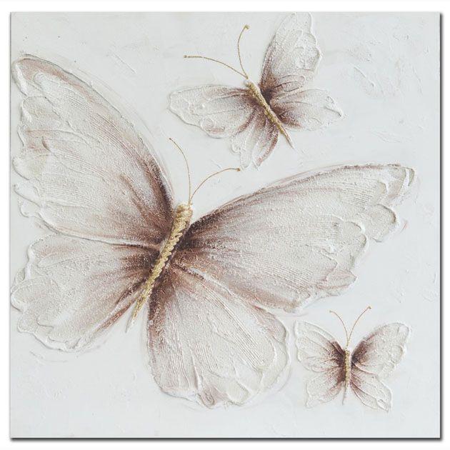Πίνακας Τρεις Πεταλούδες http://www.lovedeco.gr/p.Pinakas-Treis-Petaloydes.905251.html