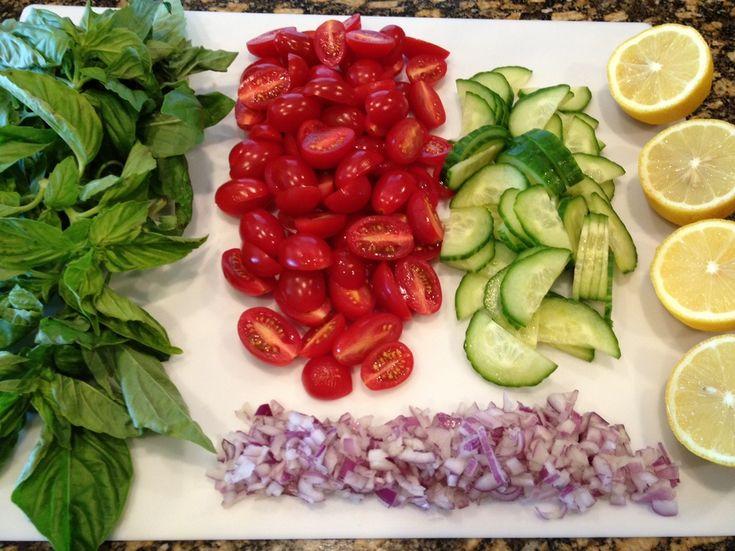 Jason deli zucchini garden pasta recipe
