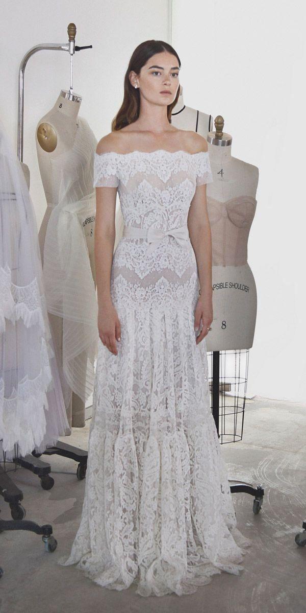 10 Wedding Dress Designers You Will Love Wedding Forward 1000 In 2020 Embroidered Wedding Dress Designer Wedding Dresses Wedding Dresses