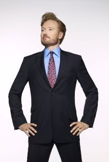 Conan O'Brian shows how to do a proper power pose. Do this in the morning while looking in the mirror, or just before giving a speech to boost your self confidence. This truly works!