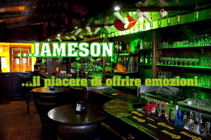 .Jameson è anche una fornita vineria, con i migliori vini locali e nazionali , e birreria  con le migliori birre artigianali europee.Una tappa obbligatoria per gli amanti della buona cucina e dei sapori tradizionali, anche solo per un buon drink.