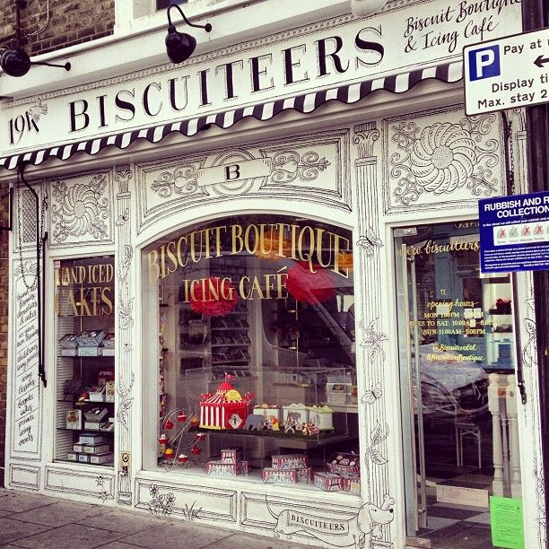 Cake Shop Church Street Stoke Newington
