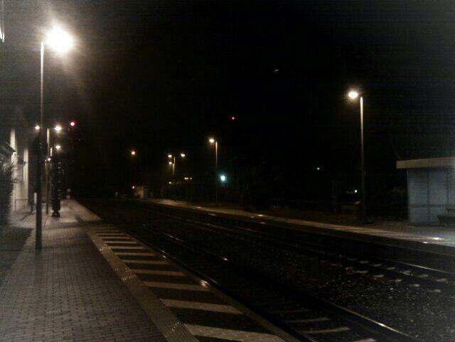 Bahnhof Hanau-Wilhelmsbad in Hanau, Hessen