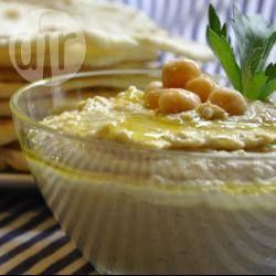 Foto della ricetta: Hummus o patè di ceci
