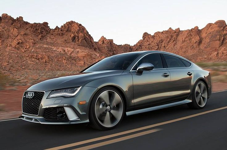 Who makes a more stunning automobile??? Audi RS 7 Sportback