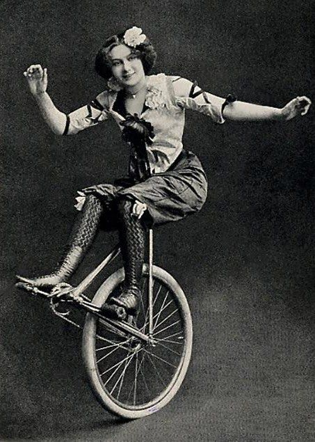 The first ride around the ring had been the hardest, everything else had been downhill after that.  In the end, she had simply regretted how easy it had been to have joined the circus.  Perhaps she should have followed her mother's advice and become an accountant.