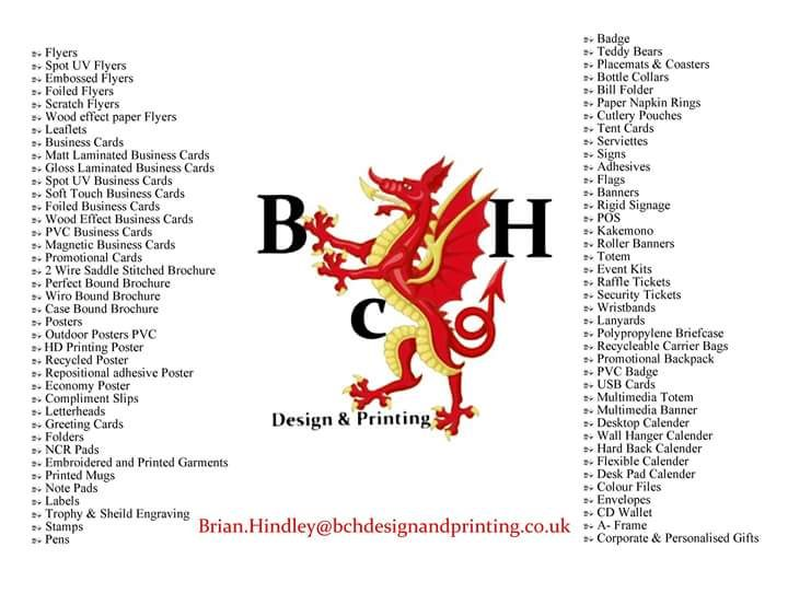 Bch Design and Print