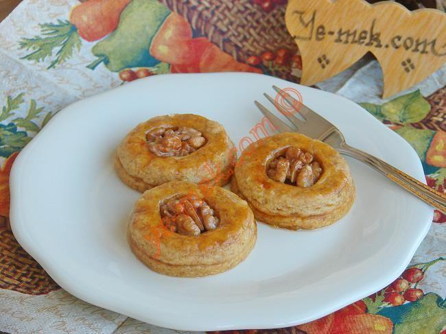 Bülbül Konağı Tatlısı Resimli Tarifi - Yemek Tarifleri