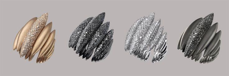 Massimiliano Bonoli - Jewelry Collection #diamonds #rings #jewelry
