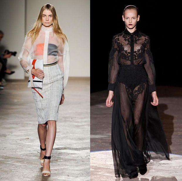Berlin Fashion Week models take to 58