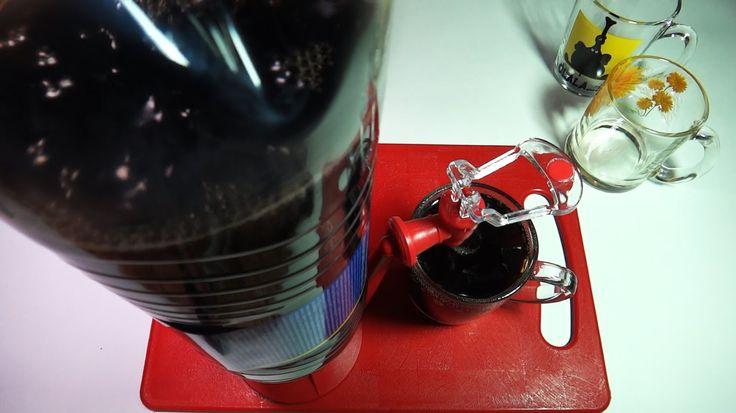 Диспенсер (дозатор) для напитков с АлиЭкспресс. Часть 2.