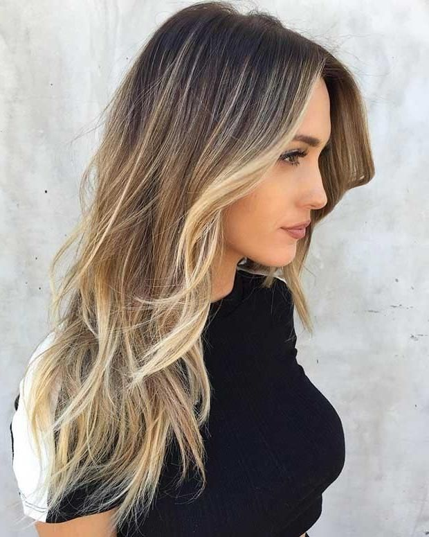 Popular Hairstyles For Girls With Different Length Hair Fashion Balayage Hair Haircuts For Long Hair Long Hair Styles