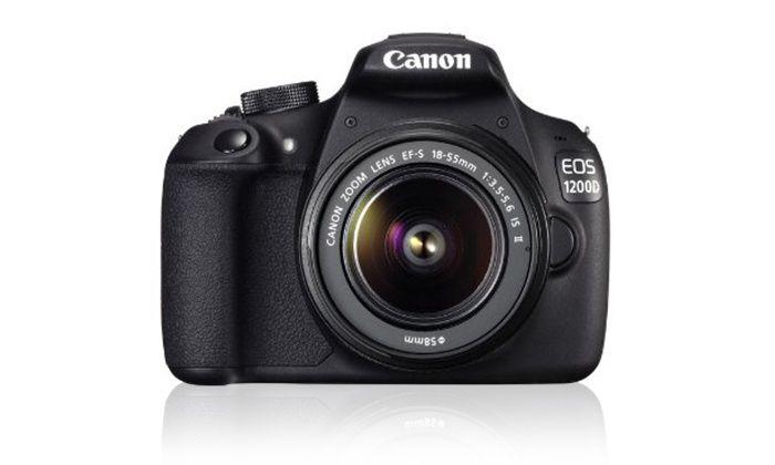 Fotocamera reflex Canon EOS 1200D in offerta | Canon dslr ...