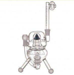 Scientific Water Pipes Bongs | 10. NASA Vapor Bubbler Glass Water Pipe