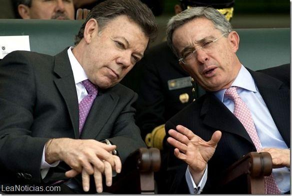 """Juan Manuel Santos no descarta una """"reconciliación"""" con Álvaro Uribe - http://www.leanoticias.com/2014/05/19/juan-manuel-santos-descarta-una-reconciliacion-con-alvaro-uribe/"""