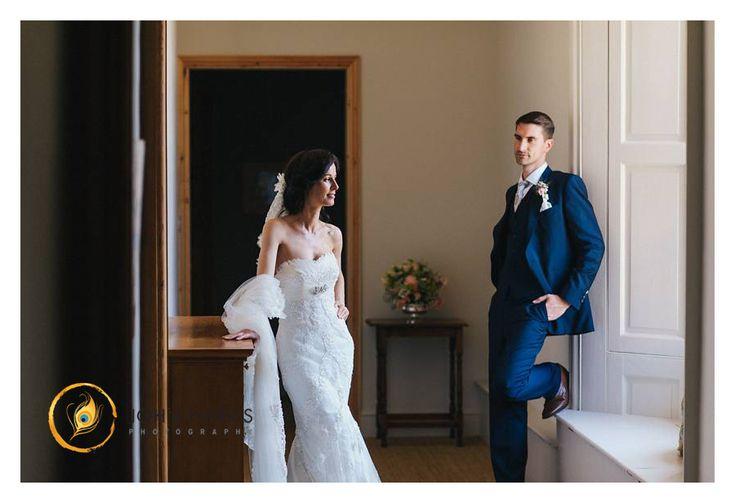A Wedding at Narborough Hall, Norfolk