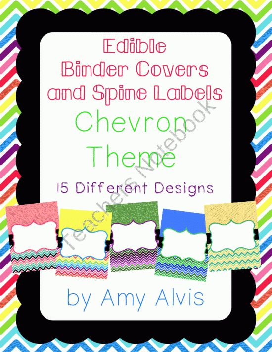 168 best free printables images on Pinterest Printables, Binder - binder spine template