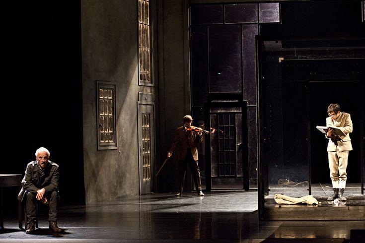 L'Histoire du soldat & El Amor Brujo à l'Opéra comique : Satan fatigué