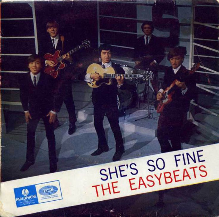 Easybeats - She's So Fine