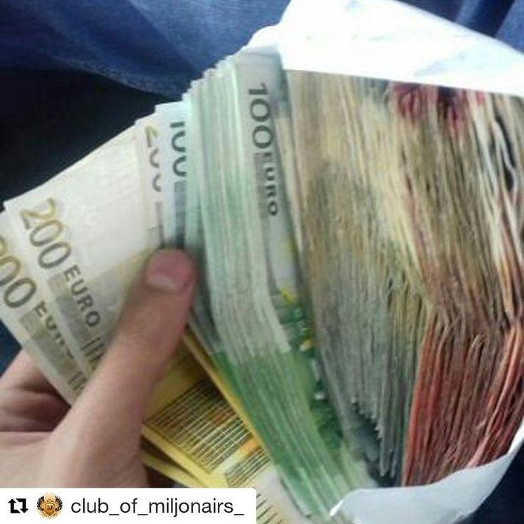 """""""Mi piace"""": 68, commenti: 2 - TMT (@team0ney) su Instagram: """"@club_of_miljonairs_ #money #teammoney #tmt #euro #dolar #like #likes4likes #tagforlike…"""""""