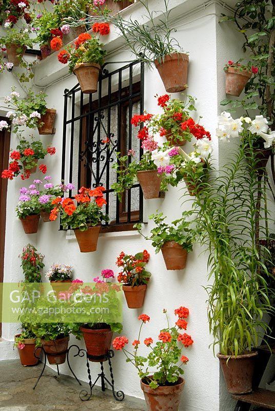 17 best ideas about spanish patio on pinterest spanish for Garden design ideas in spain