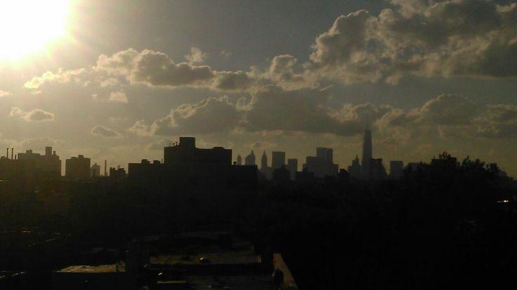 New york, panoramica