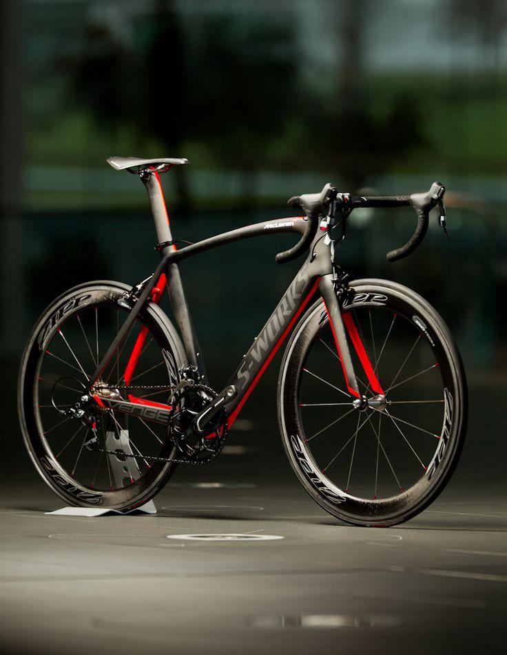 Specialized s works mclaren venge bicicleta ciclismo y for Disenos para bicicletas