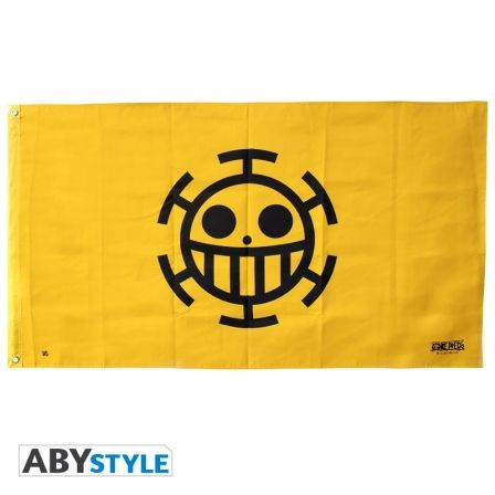 ONE PIECE Drapeau One Piece Trafalgar Law (70x120)