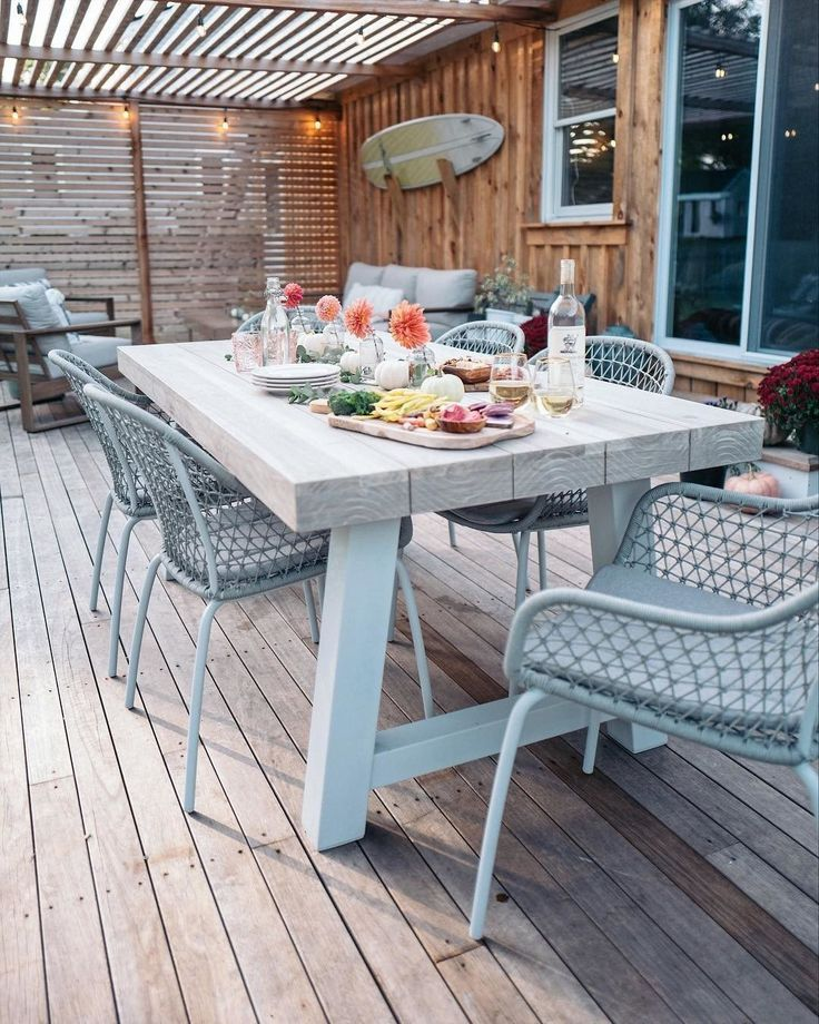 Tavola Driftwood Gray Dining Table For 6 Grey Dining Tables Outdoor Dining Table Outdoor Furniture