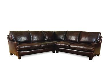 Lee Industries Leather Sectional Series L3973-Series  sc 1 st  Pinterest : lee sectionals - Sectionals, Sofas & Couches
