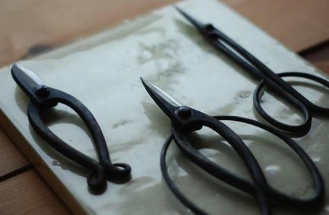 Accessories: Japanese Garden Scissor Roundup : Remodelista